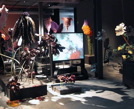 Nathalie Djurberg: 'Experiment' at Venice Art Biennale, 2009