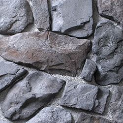 Kodiak Mountain Stone Manufactured Stone Veneer - Thin Cut Fieldstone