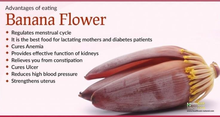 Amazing Health Benefits Of Banana Flower (RECIPE) - http://eradaily.com/amazing-health-benefits-banana-flower-recipe/