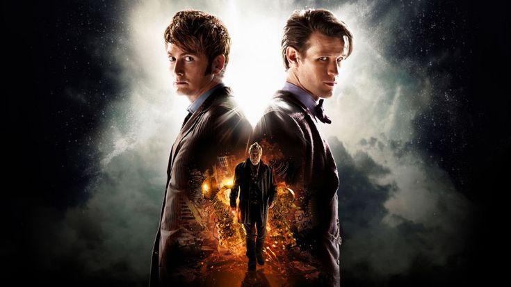 Doctor Who Movie Poster Desktop Wallpaper - Click for full resolution #wallpaper