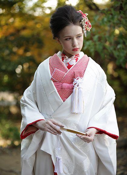 白無垢 | 和装 | 奈良の貸衣裳・結婚式・二次会 アトリエステディ