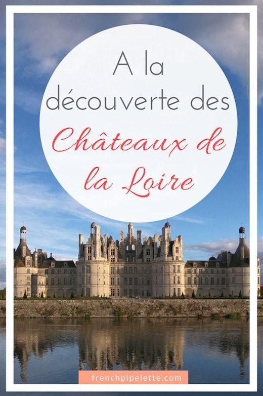 Châteaux de la Loire, France  #chateaudelaloire #france #paysdelaloire