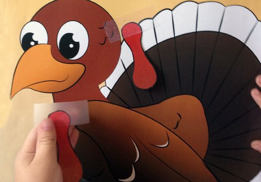 Thanksgiving Ideas for the Kids