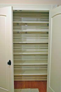 http://www.randbbuildersmontana.com/images/library/phoenix/villa22.jpg -- slatwall in closet