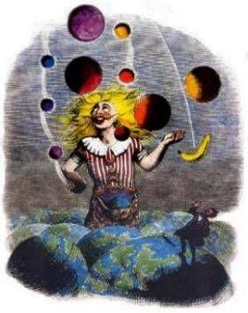 Queen 'Innuendo' juggler