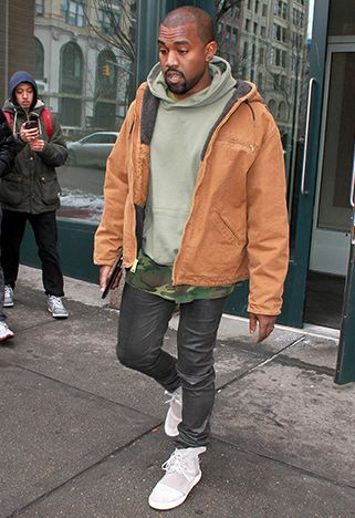 Kanye West Style Clothing Images Galleries With A Bite