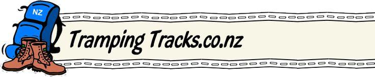 NZ Tramping Tracks.co.nz