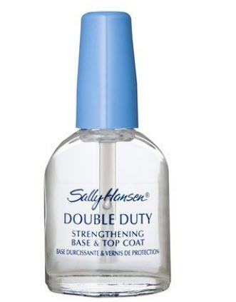 This is THE best clear nail polish ever! I have searched through many different clear nail polishes. It lasts for a week almost 2. Survives dishes and rough treatment! Necessary for those who do their own nails.