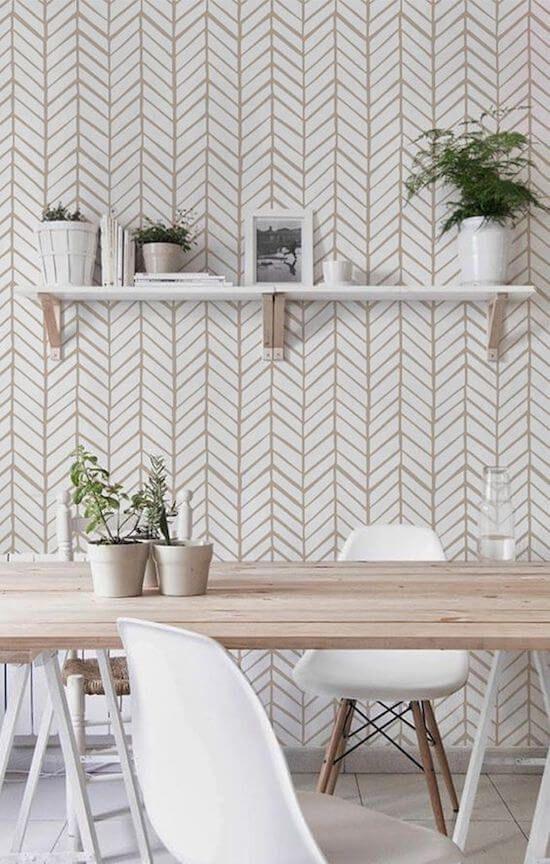 104 besten tapeten wand bodenbel ge bilder auf. Black Bedroom Furniture Sets. Home Design Ideas