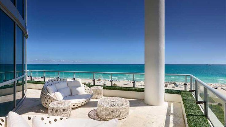 Million dollar ocean homes around the world-Florida USA