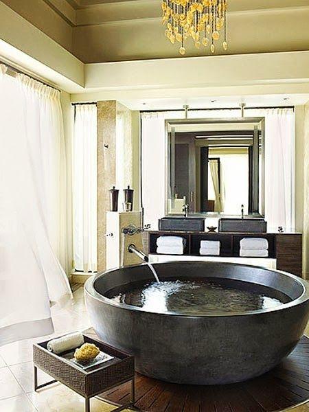 cauldron tub