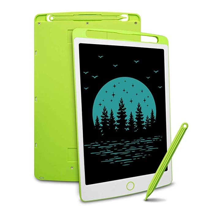 Lcd Writing Tablet Richgv 8 5 Inch Digital Electronic Graphics Tablet Ewriter Mini Board Handwriting Pad Suitable For Kids Graphics Tablet Graphic Handwriting