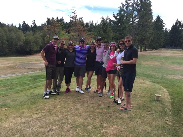 #Team photo at our annual #golf tournament.
