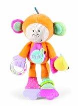 Manhattan Toy Peek-Squeak Activity Toy, Monkey