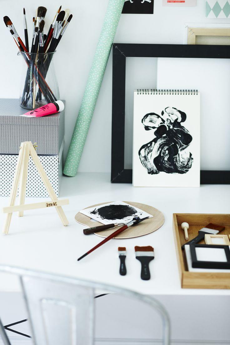 13 best painting by sostrene grene images on pinterest blush brushes and workshop. Black Bedroom Furniture Sets. Home Design Ideas