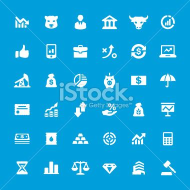 Finance iconset