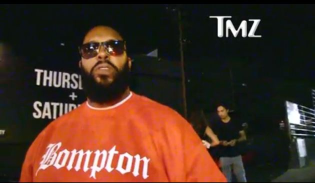 SUGE KNIGHT SAYS 2PAC ALIVE     WTF  ???