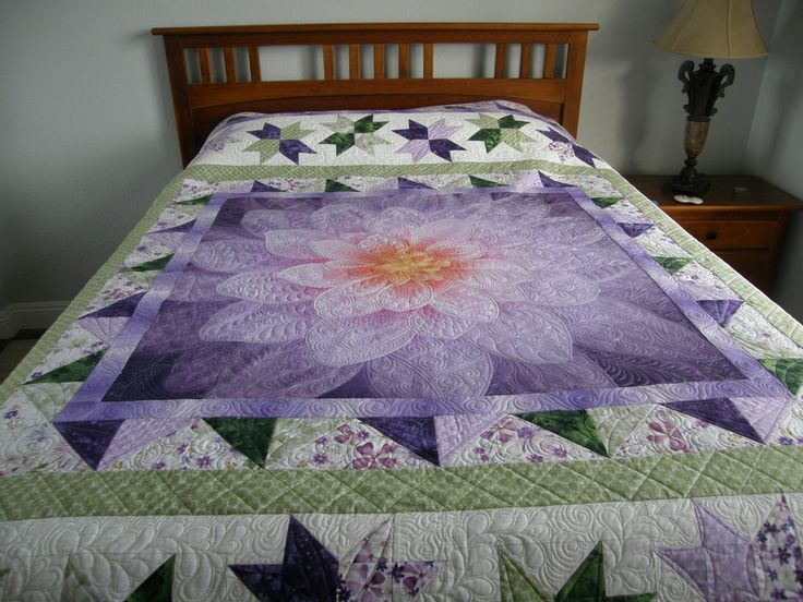 Queen Quilt With Dream Big Panel Panel Quilt Patterns
