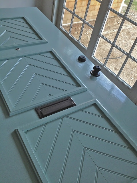 GORGEOUS SHINY THINGS: Front Door Makeover