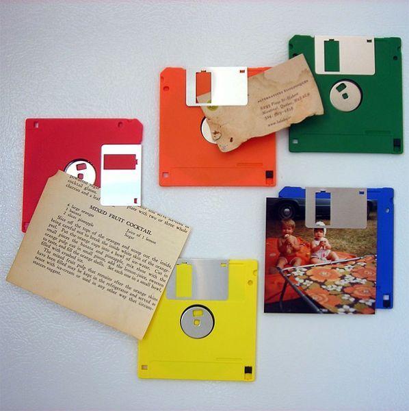 floppy disk magnets