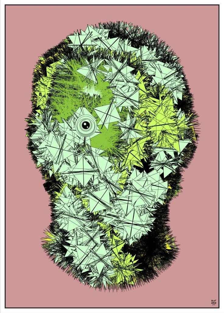 ZUEOKO100 #graphic #vector #abstract  #art #zueoko