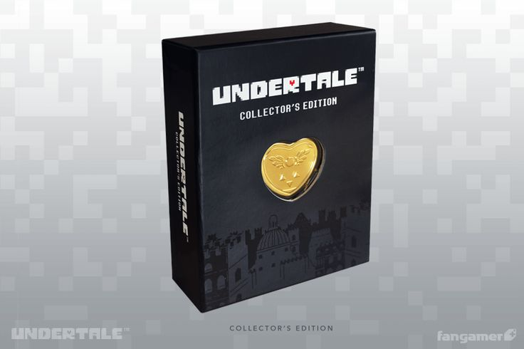 For the first time ever you can play UNDERTALE on PlayStation® 4 and PlayStation® Vita! Physical copies for PS4, PS Vita, and PC available