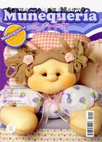 Revista para hacer muñecas paso a paso