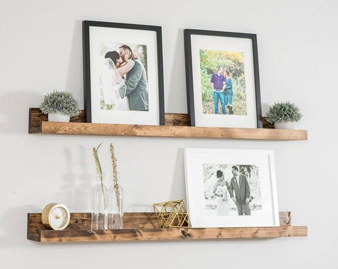 Free Shipping Picture Ledge Photo Ledge Picture Shelf Picture Etsy Gallery Wall Shelves Gallery Shelves Nursery Shelves
