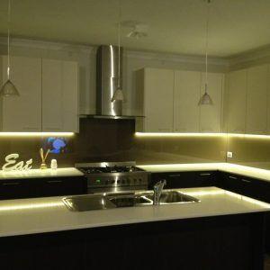 Led Lighting Over Kitchen Sink