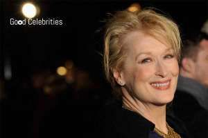 Meryl Streep at India's Daughter Candle Lighting Ceremony