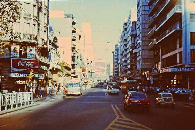1986r Montevideo - URUGWAJ