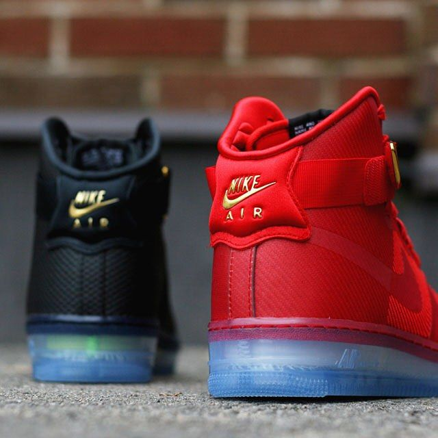 nike air force 1 comfort lux red electric wall