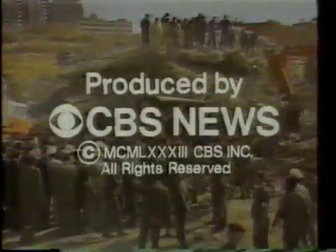 October 29, 1983 CBS Saturday Morning In The News Segment