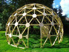 Dôme géodésique - constructeur d'insolite - Structure Nomade …                                                                                                                                                                                 Plus