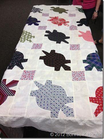 turtles quilt