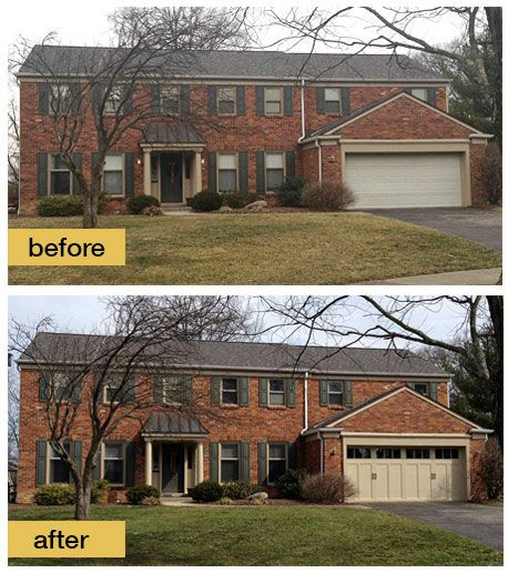 Before And After Garage Remodels: 37 Best Images About Before & After: Great Transformations