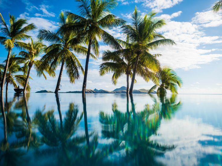 Tokoriki Island Resort, Fiji #fiji #tokoriki #islandresort #fijihappy #luxuryresort #luxurytravel #infinitypool