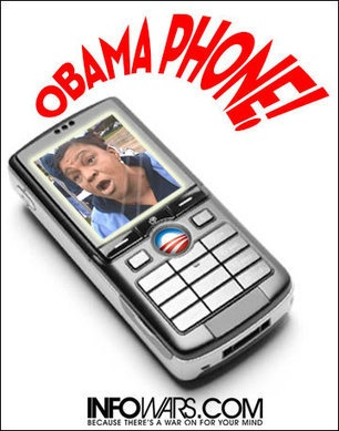 You're Paying Every Month for the Obama Phone Boondoggle. I don't have a phone as good as those supplied by the government! WHY? Because I can't afford it. Something is WRONG with this!- American's are SELLING OUT for a Phone