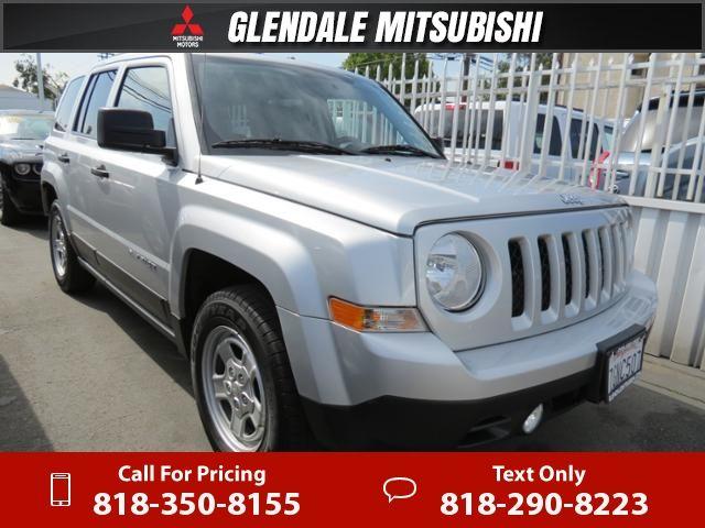 2014 Jeep Patriot Sport 23k miles $14,690 23469 miles 818-350-8155 Transmission: Manual #Jeep #Patriot #used #cars #GlendaleMitsubishi #Glendale #CA #tapcars