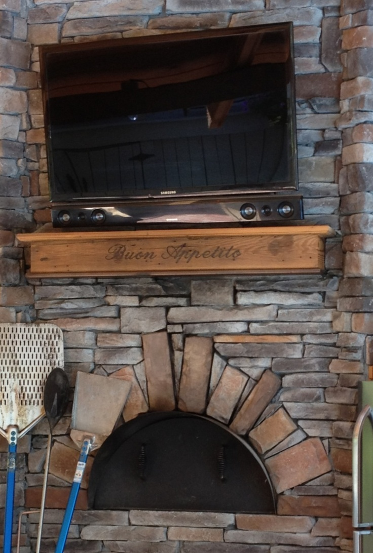 Nv united states rough in piping for outdoor island sink and bbq - Real Wood Fired Pizza Ovens