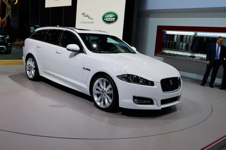 XF Sportbrake Jaguar model - http://autotras.com