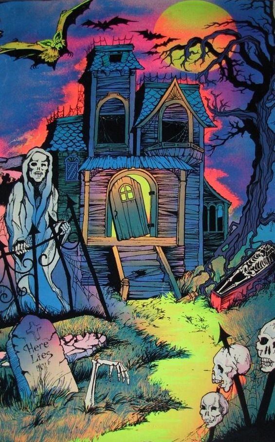 Vintage Halloween Halloween Art Vintage Halloween Retro Horror