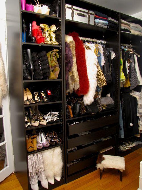 closets and closets