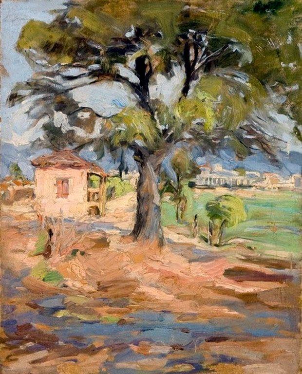 Σπούδασε στη Σχολή Καλών τεχνών. Συνήθιζε να δωρίζει τα έργα της σε διάφορες προσωπικότητες ή για φιλανθρωπικούς σκοπούς. Παρουσίασε το έργο της σε ατομικές εκθέσεις (Λαμία 1923, ξενοδοχείο Σεμίραμις Κηφισιά 1937...Μανιά-Κολοκοτρώνη Ελένη.
