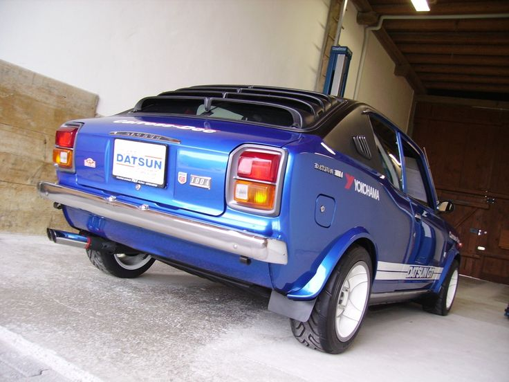 124 best images about Cars - Datsun/Nissan Cherry on ...