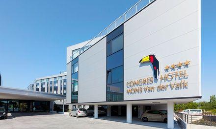 Congres Hotel Mons Van der Valk à Mons : Court séjour culturel à Mons: #MONS 59.00€ au lieu de 147.00€ (60% de réduction)