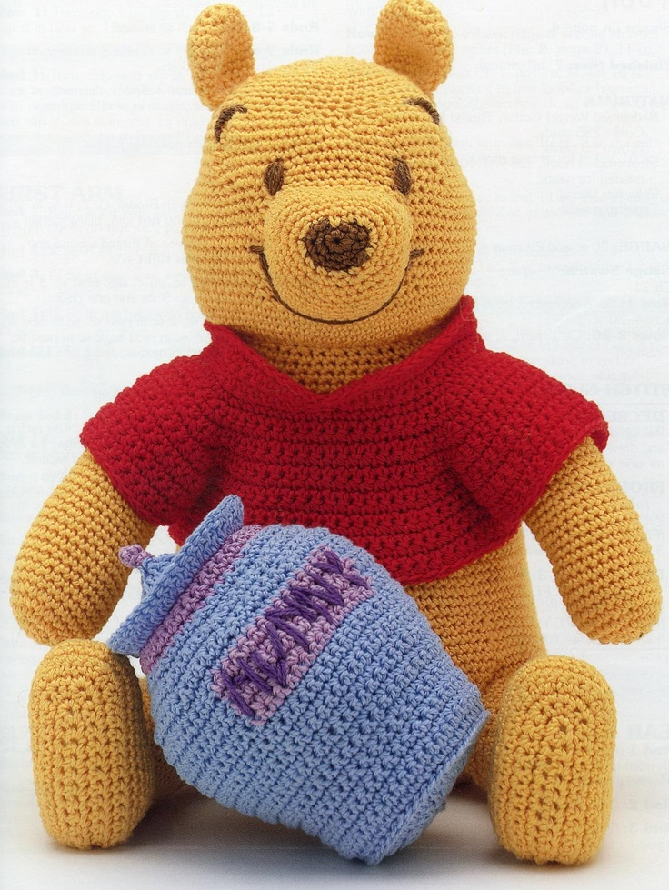 18 best images about Crochet on Pinterest Amigurumi doll ...