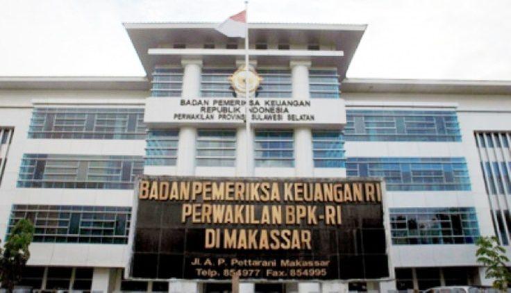 BPK Perwakilan Provinsi Sulsel 'Cium' Indikasi Kerugian Negara Pada Proyek Pembangunan SMP Satap Gusung