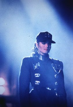 """1989: Fourth studio album """"Janet Jackson's Rhythm Nation 1814"""" saw the pop star reach new heights artistically with socially conscious lyrics, synthesized drum beats and sample loops. The album produced four No. 1 hits on Billboard (""""Black Cat,"""" """"Escapade,"""" Love Will Never Do (Without You),"""" """"Miss You Much"""") and set a record for producing seven top 5 hit singles on the Billboard charts. It was the biggest-selling album of 1990 and has sold an estimated 20 million copies worldwide."""