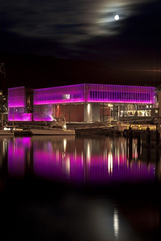Arctic Cultural Center by A-Lab I Like Architecture & 118 best Facade of light images on Pinterest | Facades Facade ... azcodes.com